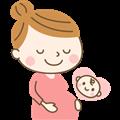 妊婦イラスト