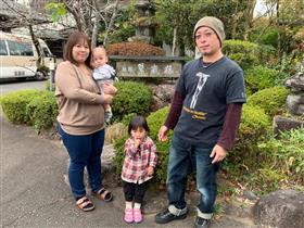本田さん家族写真