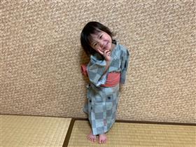 本田さんお子さん写真